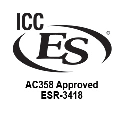 Techno Metal Post Helical Foundation System Earns Icc Es Evaluation Report See Esr 3418 additionally Take A Look At These Conceptual Shed Designs as well Our Distributors additionally Suburban Access Door 4 6 Gallon moreover Certifications. on solar panels supports